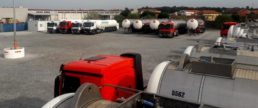 Nuevas instalaciones en Portugal