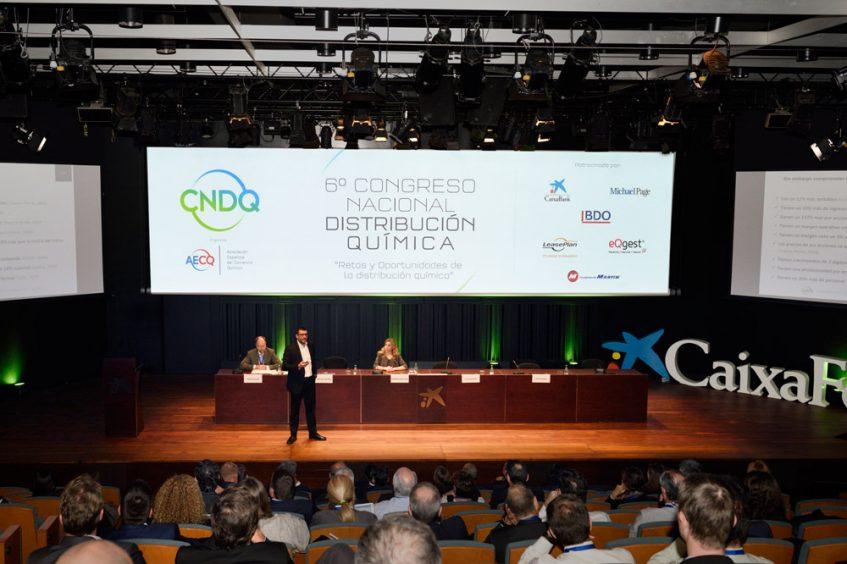 VI Congreso Nacional Distribución Química de AECQ