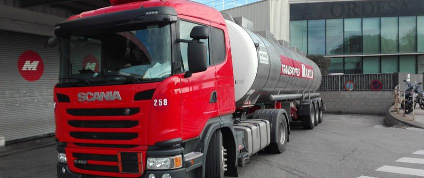 Adaptation training in new SCANIA models